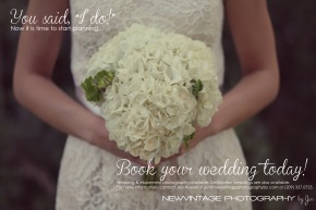 WEDDING BOOKINGS